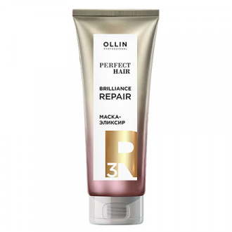 OLLIN, Маска-эликсир Perfect Hair Brilliance Repair, 250 мл