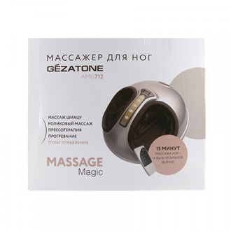 Gezatone, Массажер для ног Massage Magic