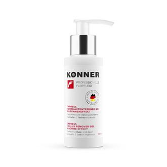 Konner, Гель для экспресс-педикюра, 100 мл