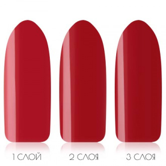 Гель-лак ORLY Gel Fx, Haute Red