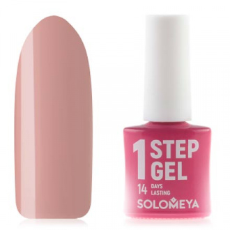 Гель-лак Solomeya One Step № 3, Peach