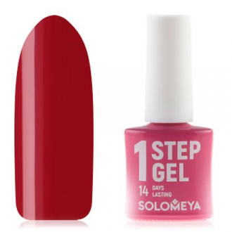Гель-лак Solomeya One Step № 19, Pepper