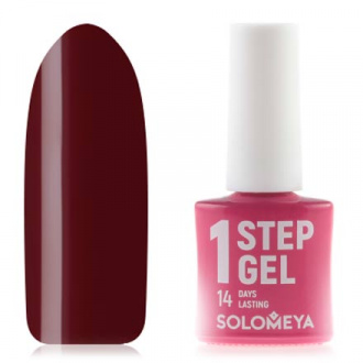 Гель-лак Solomeya One Step № 21, BlackBerry