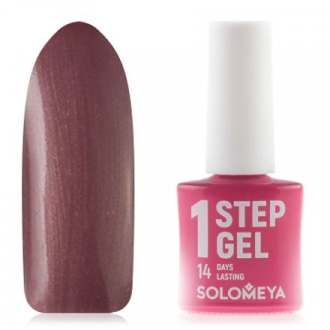 Гель-лак Solomeya One Step №40, Daiquiri