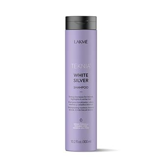 Lakme, Шампунь для волос White Silver, 300 мл