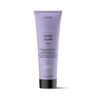 Lakme, Маска для волос White Silver, 250 мл