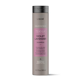 Lakme, Шампунь для волос Violet Lavender, 300 мл