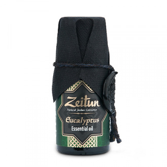 Zeitun, Эфирное масло эвкалиптовое, 10 мл