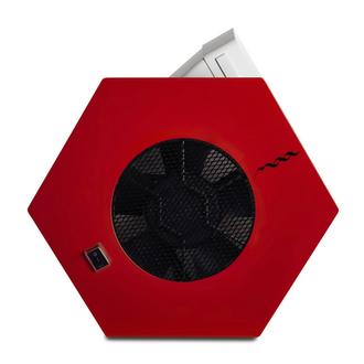 Max, Встраиваемый пылесос Ultimate 4, красный