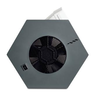 Max, Встраиваемый пылесос Ultimate 4, темно-серый
