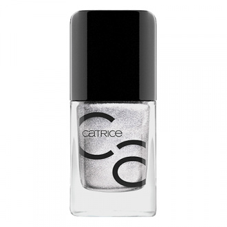 CATRICE, Лак для ногтей ICONails №81, Metal Speaks Louder Than Words