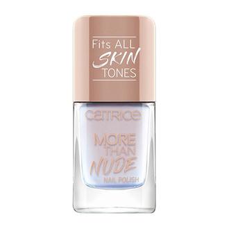 CATRICE, Лак для ногтей More Than Nude №03, Luminescent Lavender