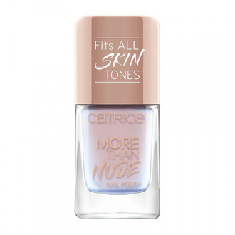 CATRICE, Лак для ногтей More Than Nude №04, Shimmer Pinky Swear
