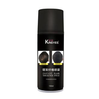 Kingyes, Загуститель для волос Light brown, 130 мл
