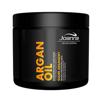 Joanna Professional, Маска для волос Argan Oil, 500 мл