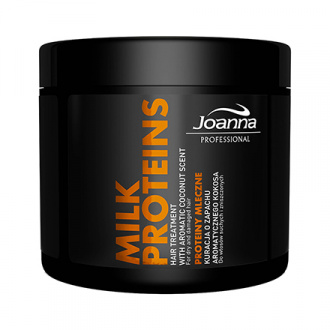 Joanna Professional, Кондиционер для волос Milk Proteins, 500 мл