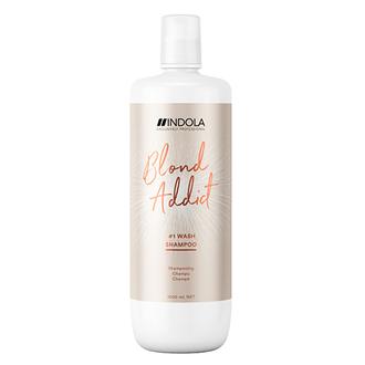 Indola, Шампунь для волос Blond Addict, 1000 мл