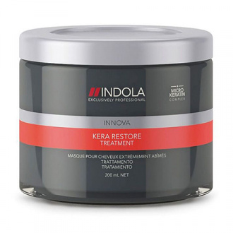 Indola, Маска для волос Kera Restore, 200 мл
