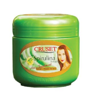 Cruset, Маска для волос Spirulina Extract, 250 мл