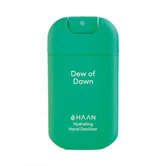 HAAN, Дезинфицирующий спрей для рук Dew of Dawn, 30 мл