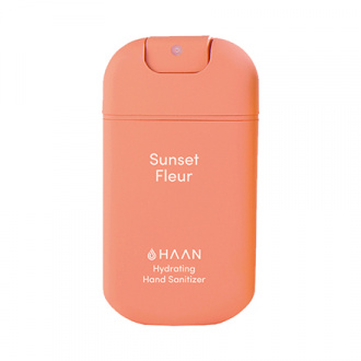 HAAN, Дезинфицирующий спрей для рук Sunset Fleur, 30 мл
