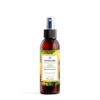 INNATURE, Спрей-дезодорант для тела «Минеральная защита», 100 мл