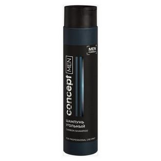 Concept, Шампунь для волос Carbon, 300 мл