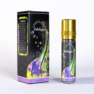 Shams Natural Oils, Масляные духи «Одалиска», 10 мл