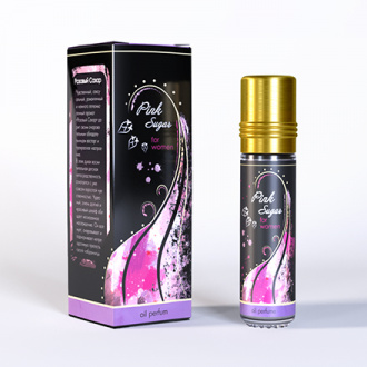 Shams Natural Oils, Масляные духи «Розовый сахар», 10 мл