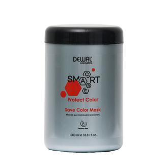 Dewal, Маска для волос Smart Care Protect Color, 1000 мл