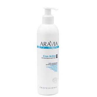 ARAVIA Organic, Антицеллюлитный гель Cryo Active, 300 мл