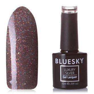 Гель-лак Bluesky Luxury Silver №716