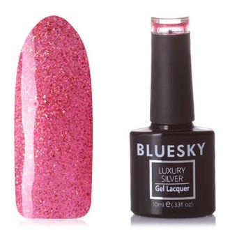 Bluesky, Гель-лак Luxury Silver №719