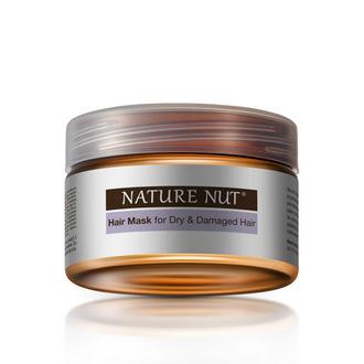 Nature Nut, Маска для сухих и поврежденных волос, 250 мл