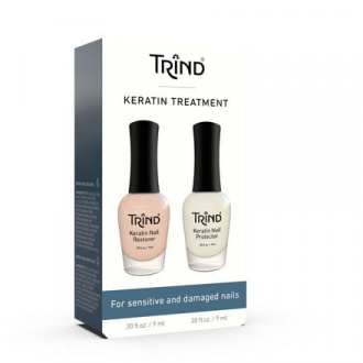 Trind, Набор Keratin Nail Treatment