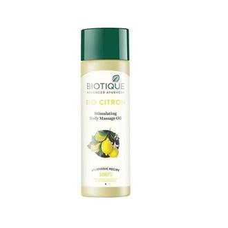 Biotique, Масло для тела Bio Citron, 200 мл