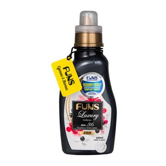 Funs, Кондиционер для белья, с ароматом грейпфрута и черной смородины, 680 мл