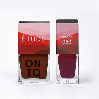 ONIQ, Лак для ногтей Tryptich Etude №50, Cannes
