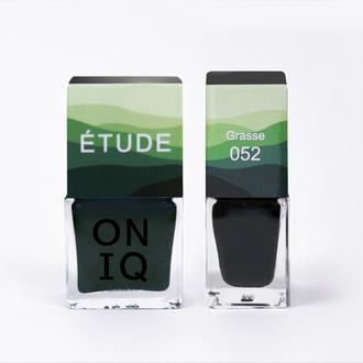 ONIQ, Лак для ногтей Tryptich Etude №52, Grasse