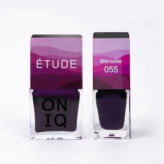 ONIQ, Лак для ногтей Tryptich Etude №55, Marseille