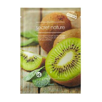 Secret Nature, Маска для лица Kiwi, 25 г