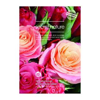 Secret Nature, Маска для лица Rose, 25 г