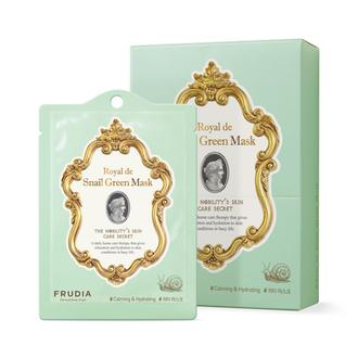 Frudia, Маска для лица Royal de Snail, 10 шт.
