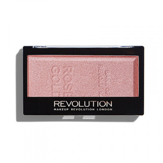 Makeup Revolution, Хайлайтер Ingot, Rose Gold