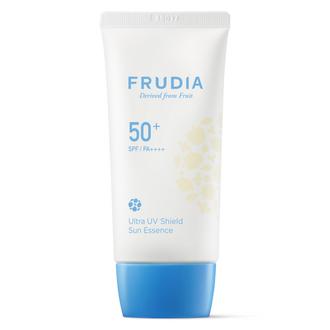 Frudia, Солнцезащитный крем-эссенция Ultra UV Shield SPF50+, 50 г