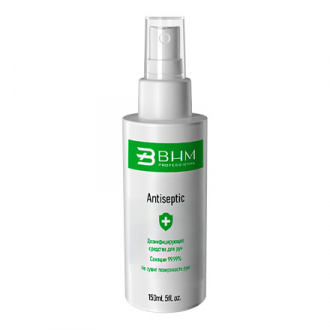 BHM Professional, Антибактериальный спрей для рук, 150 мл