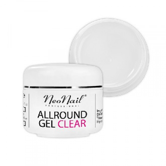 NeoNail, Гель Allround, Clear, 50 мл