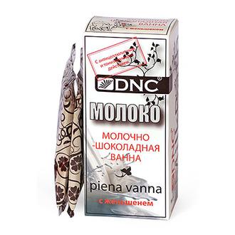 DNC, Молочно-шоколадная ванна, 70 г