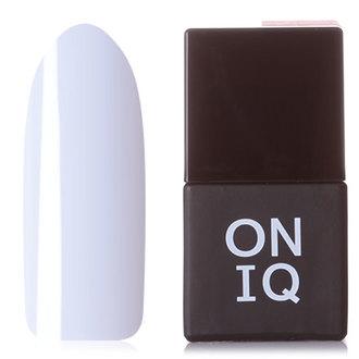 Гель-лак ONIQ Pantone №196, Brilliant White