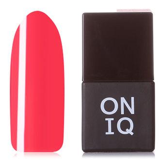Гель-лак ONIQ Pantone №203, Flame Scarlet